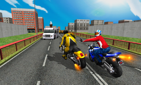 Moto Crazy 3D Ekran Görüntüleri - 2