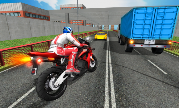 Moto Crazy 3D Ekran Görüntüleri - 1