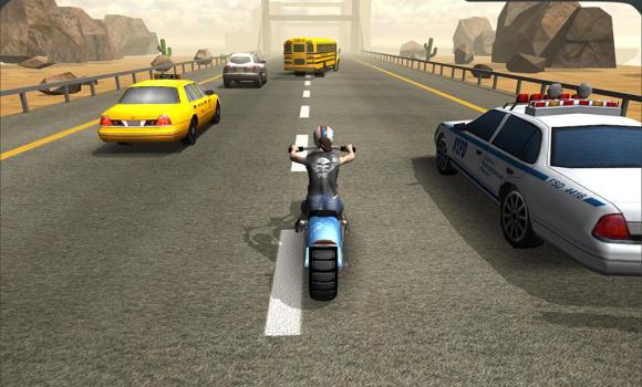 Moto Rider Traffic Ekran Görüntüleri - 5