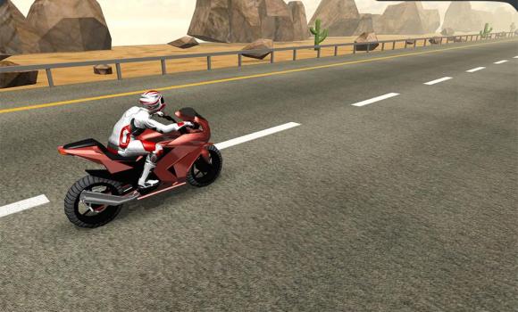 Moto Rider Traffic Ekran Görüntüleri - 3