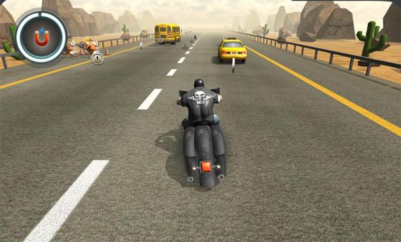 Moto Rider Traffic Ekran Görüntüleri - 2