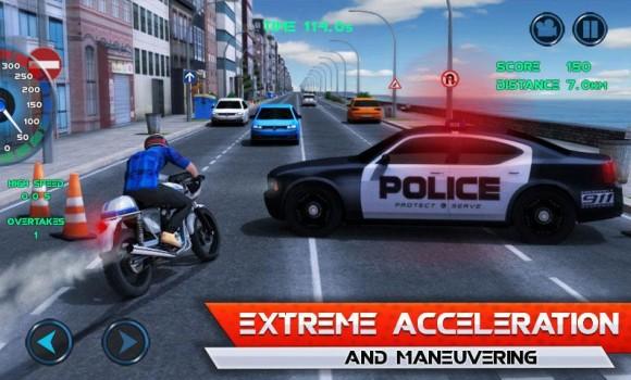 Moto Traffic Race Ekran Görüntüleri - 5