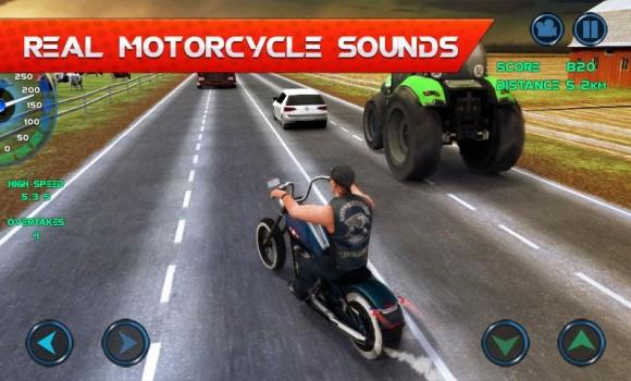 Moto Traffic Race Ekran Görüntüleri - 4