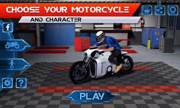 Moto Traffic Race Ekran Görüntüleri - 3