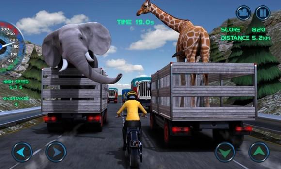 Moto Traffic Race Ekran Görüntüleri - 2