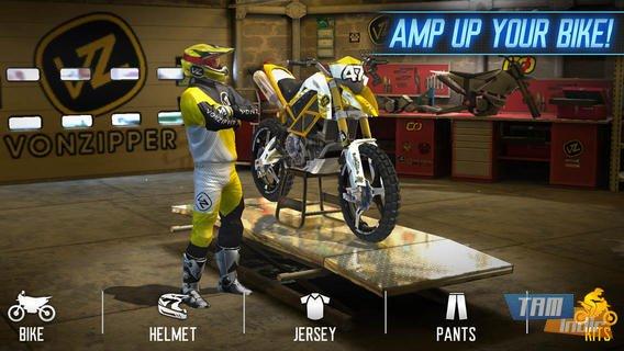 Motocross Meltdown Ekran Görüntüleri - 4