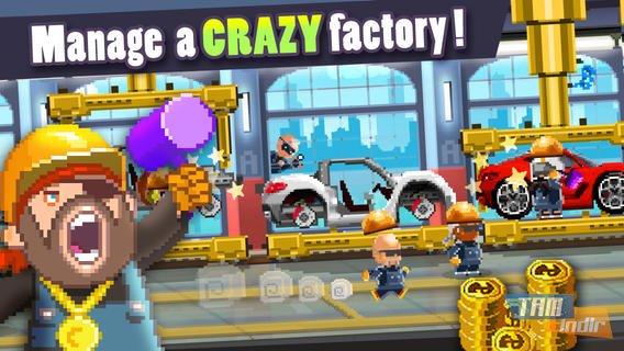 Motor World: Car Factory Ekran Görüntüleri - 5