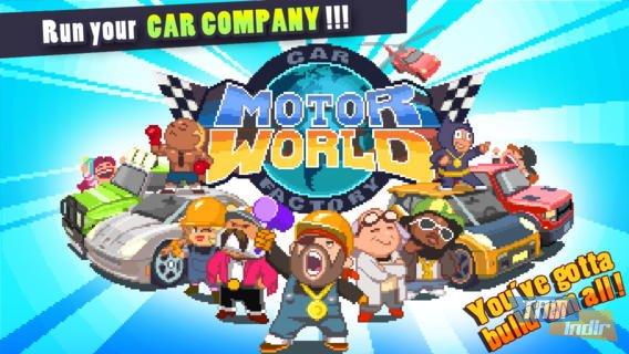 Motor World: Car Factory Ekran Görüntüleri - 4