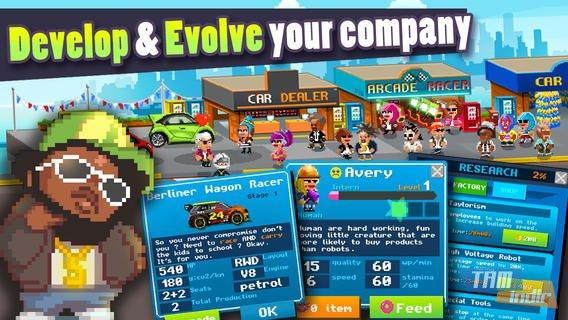Motor World: Car Factory Ekran Görüntüleri - 1