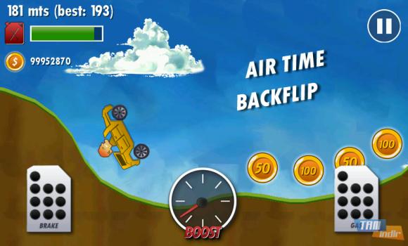 Mountain Climb Racer Ekran Görüntüleri - 2