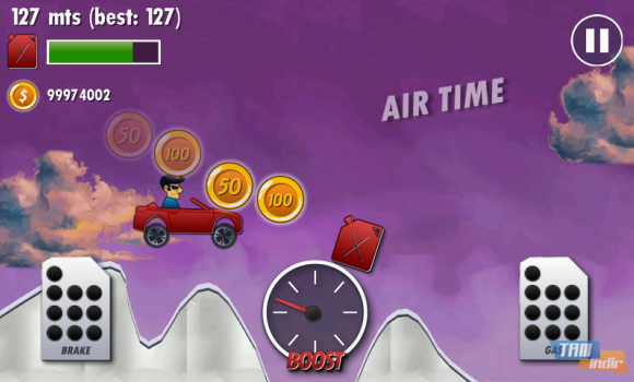Mountain Climb Racer Ekran Görüntüleri - 1