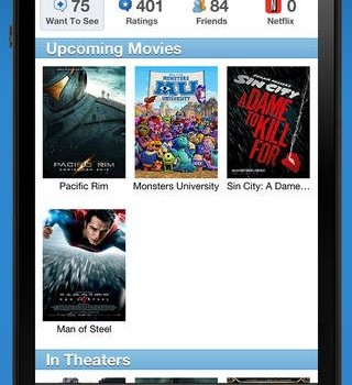 Movies by Flixster Ekran Görüntüleri - 1