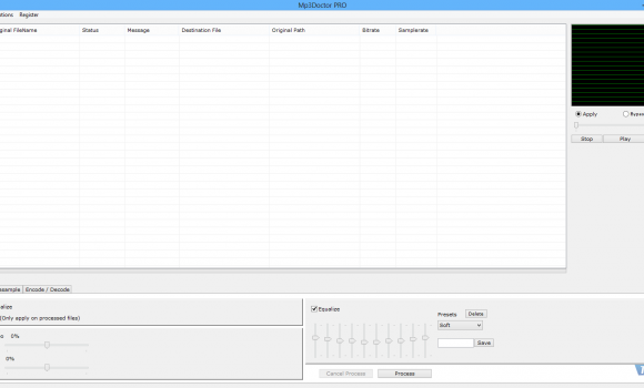 MP3 Doctor Ekran Görüntüleri - 1