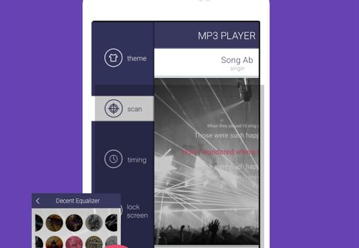 Mp3 Player HD Ekran Görüntüleri - 1
