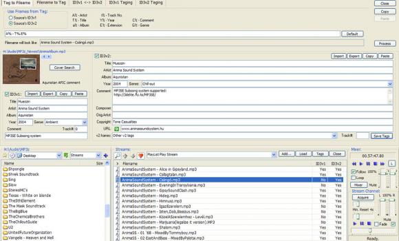 MP3 Stream Editor Ekran Görüntüleri - 3