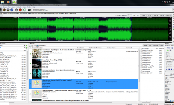 MP3 Stream Editor Ekran Görüntüleri - 1