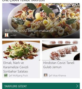 MSN Food & Drink Ekran Görüntüleri - 4