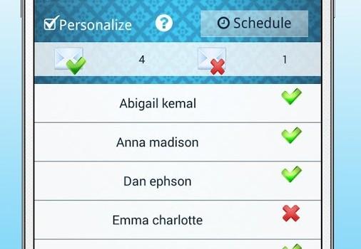 Multi SMS & Group SMS Ekran Görüntüleri - 3