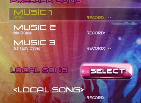 Music Hero Ekran Görüntüleri - 1