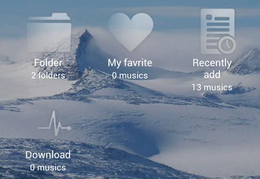 Music Player Ekran Görüntüleri - 5