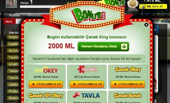 Mynet Çanak King Ekran Görüntüleri - 3