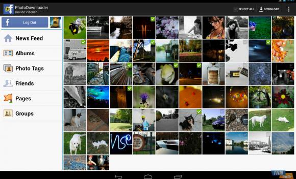 MyPhotoDownloader for Facebook Ekran Görüntüleri - 2
