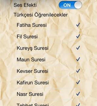 Namaz ve Türkçesi Ekran Görüntüleri - 1