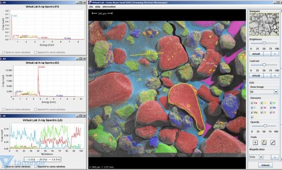 NASA Virtual Lab Ekran Görüntüleri - 1