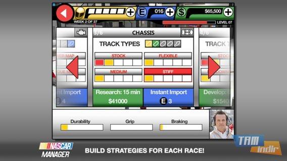 NASCAR Manager Ekran Görüntüleri - 4
