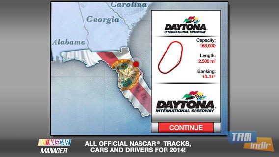 NASCAR Manager Ekran Görüntüleri - 3