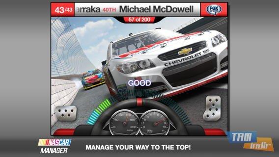 NASCAR Manager Ekran Görüntüleri - 2