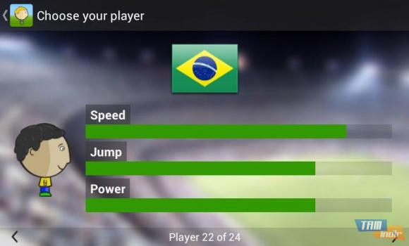 Nation Soccer Ekran Görüntüleri - 3