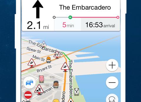 Navmii GPS World Ekran Görüntüleri - 4