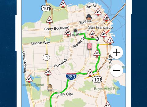 Navmii GPS World Ekran Görüntüleri - 2