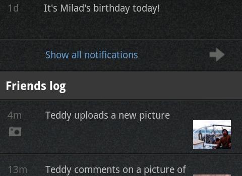 Netlog Ekran Görüntüleri - 3