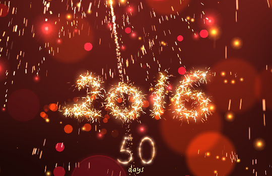 New Years Countdown to 2016 Ekran Görüntüleri - 4