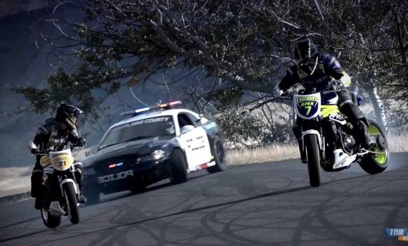 Night Moto Race Ekran Görüntüleri - 2
