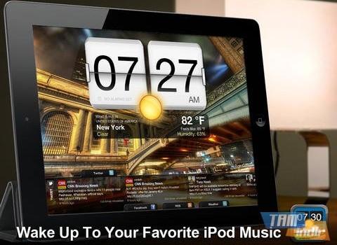 Night Stand for iPad Ekran Görüntüleri - 5