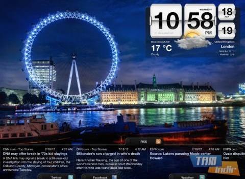 Night Stand for iPad Ekran Görüntüleri - 4