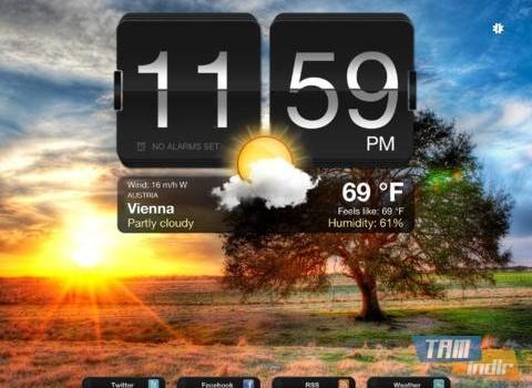 Night Stand for iPad Ekran Görüntüleri - 3