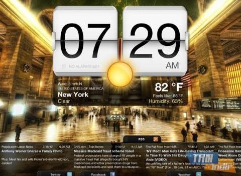 Night Stand for iPad Ekran Görüntüleri - 2