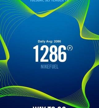 Nike+ Move Ekran Görüntüleri - 5