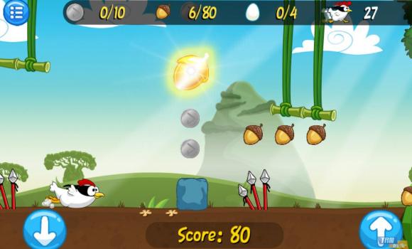 Ninja Chicken Adventure Island Ekran Görüntüleri - 4