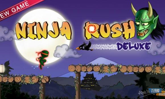Ninja Rush Deluxe Ekran Görüntüleri - 1