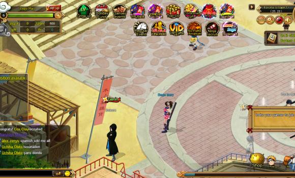 Ninja Scuffle Ekran Görüntüleri - 2
