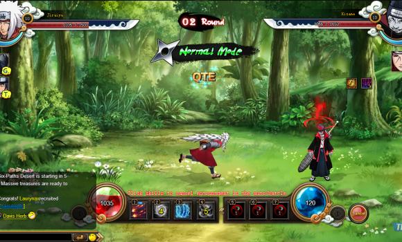 Ninja Scuffle Ekran Görüntüleri - 1
