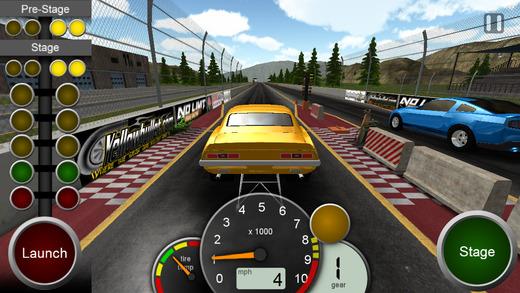 No Limit Drag Racing Ekran Görüntüleri - 5