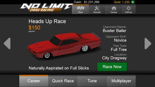 No Limit Drag Racing Ekran Görüntüleri - 4