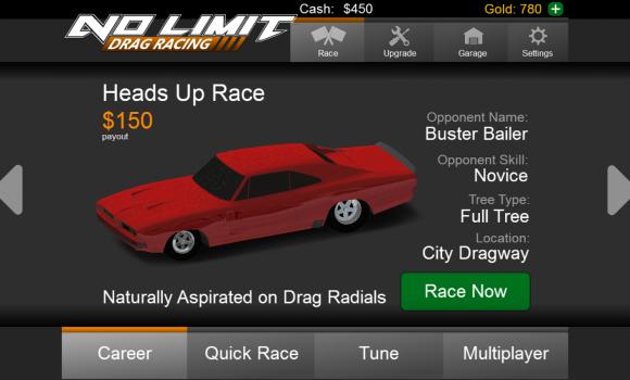 No Limit Drag Racing Ekran Görüntüleri - 2