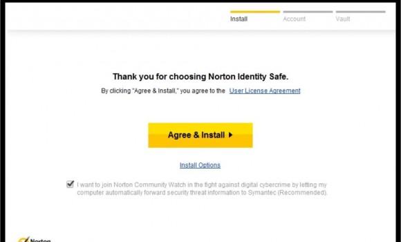 Norton Identity Safe Ekran Görüntüleri - 2